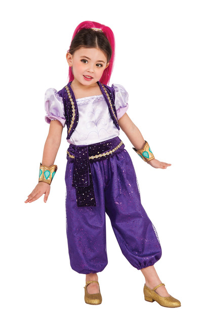 Shimmer Genie Toddler Costume
