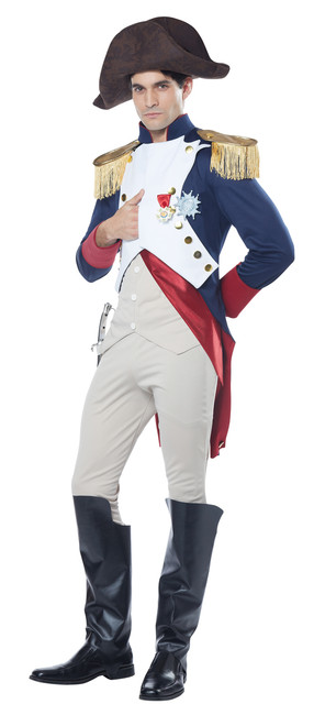 Napoleon French Emperor Men's Costume