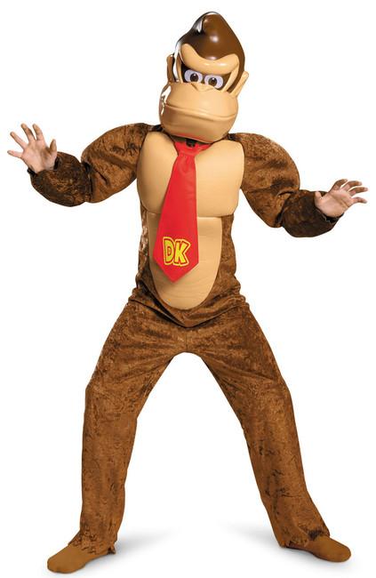 Children's Deluxe Donkey Kong Costume