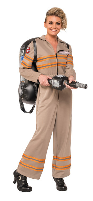 Ladies Deluxe Ghostbusters 3 Movie Costume