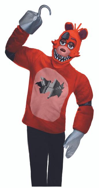 Foxy Five Nights at Freddy's Men's Costume