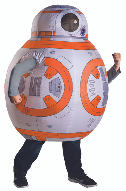 Inflatable BB-8 Star Wars Kids Costume