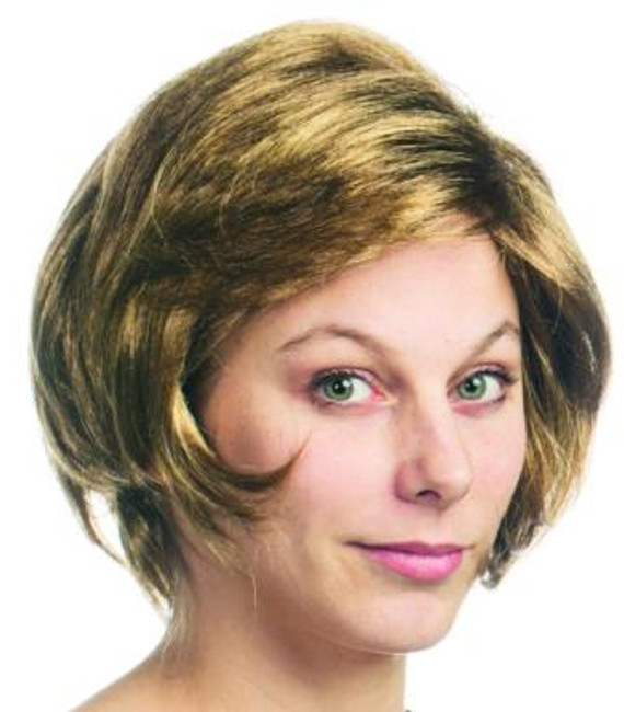 Hilary Clinton Presidential Candidate Wig