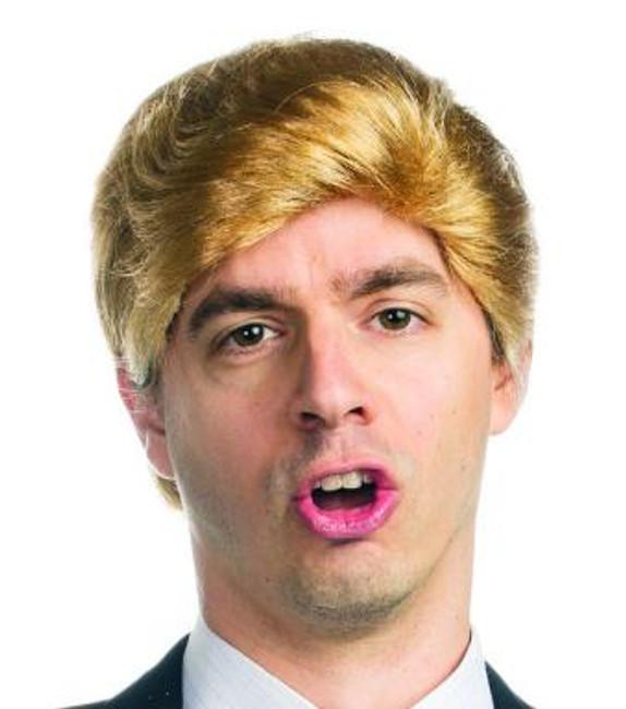 Donald Trump Billionaire Tycoon Wig