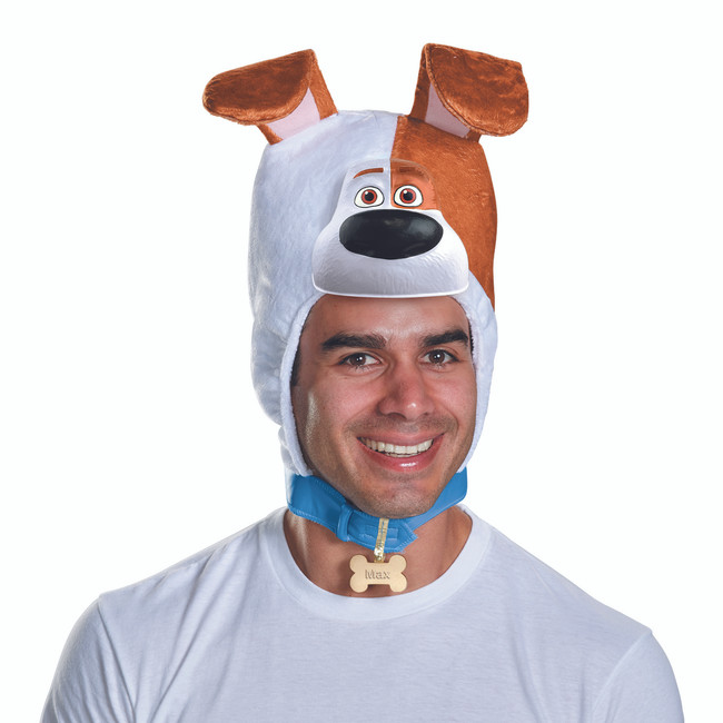 Adult Max Secret Life of Pets Headpiece