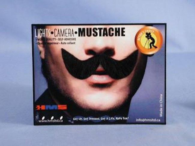 Elegant Moustache - 3 Colours