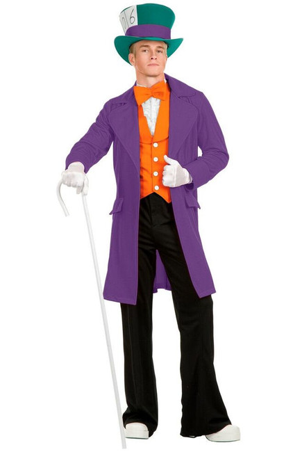 Electric Mad Hatter/Joker Costume