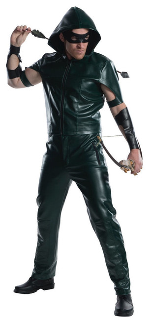 Green Arrow The Television Series Super Deluxe Costume