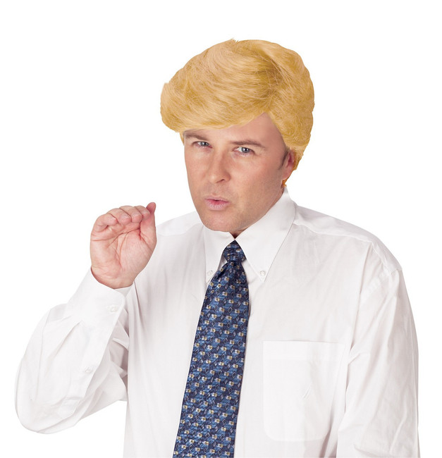 Combover Candidate Donald Trump Wig