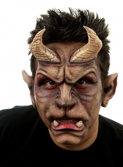 Beast Mask Latex Set Special FX