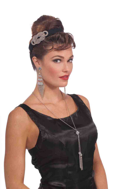 Vintage Hollywood Rope Headband