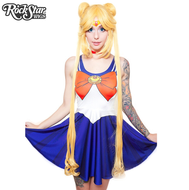 Rockstar Cosplay Sailor Moon Wig