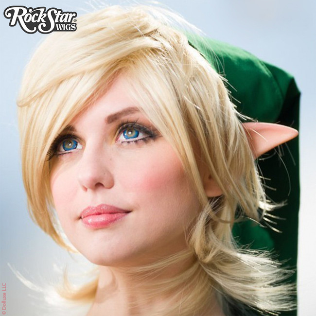 Cosplay Boy Cut Long Link Wig