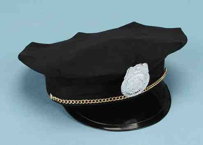 Child Navy Policeman Hat