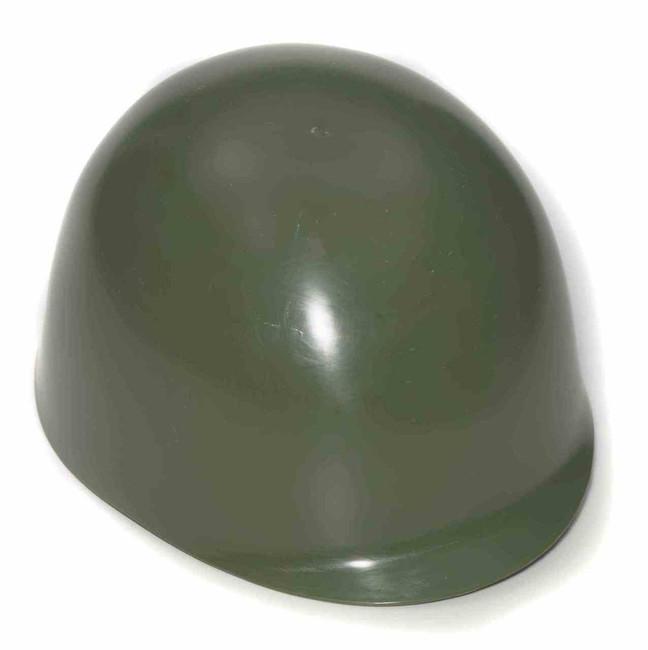 Adult Green Army Helmet