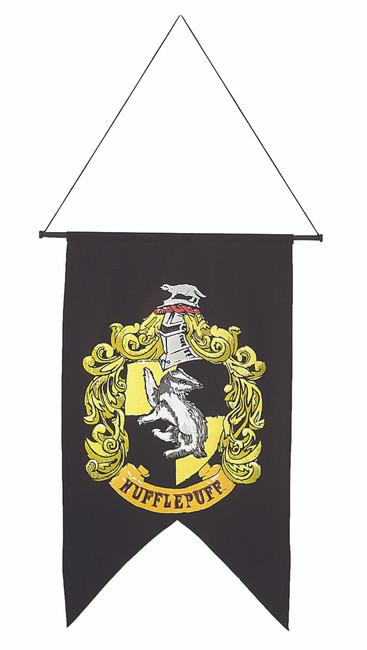 Harry Potter Hufflepuff Wall Banner