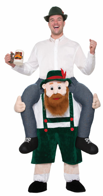 Beer Buddy Carry Me Oktoberfest Costume