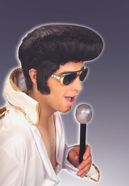 Rock N Roll Elvis Wig