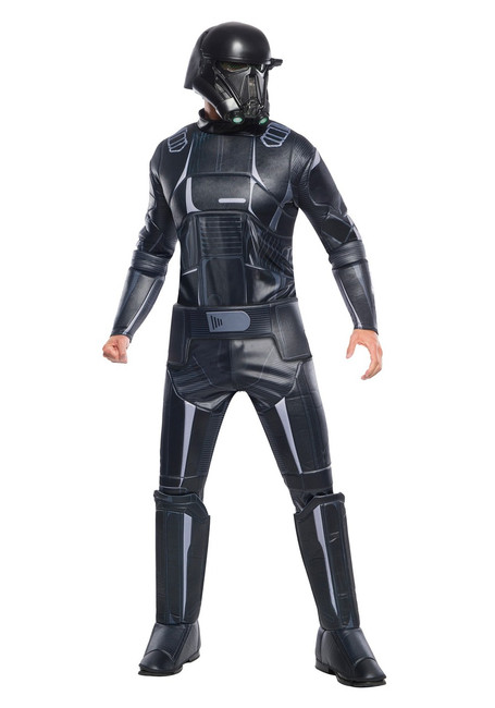 Star Wars Rogue One Death Trooper Mens Costume