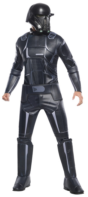 Kids Death Trooper Deluxe Star Wars Rogue One Costume