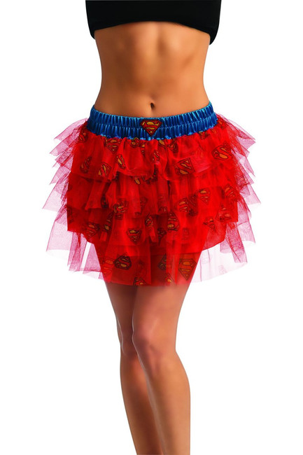 Fun Supergirl Tutu Skirt