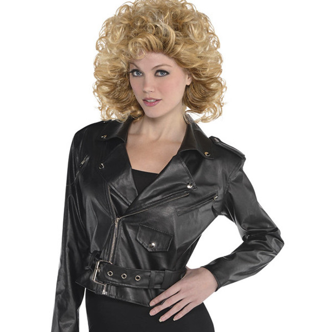 Ladies 50s Greaser Sandy Jacket