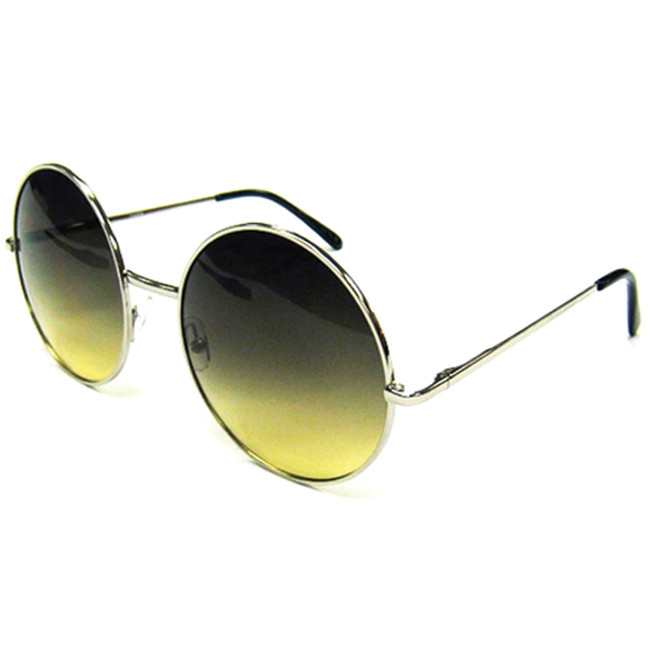 60s Hippy Round Sunglasses