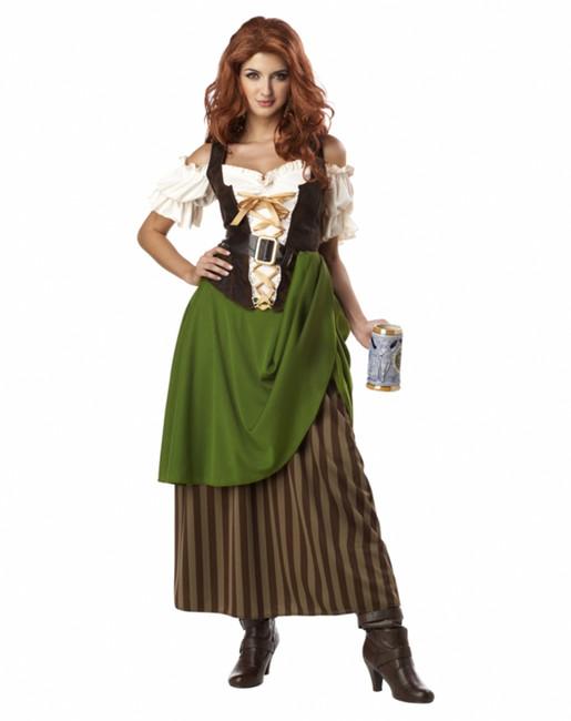 Tavern Maiden Medieval Wench Costume
