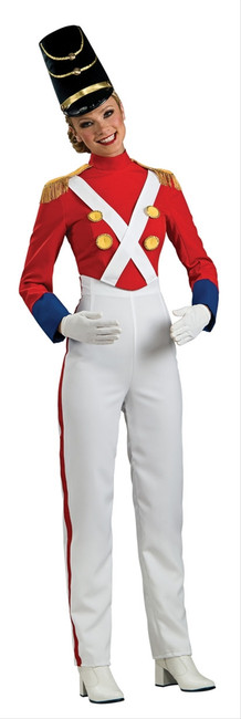Unisex Toy Soldier Nutcracker Christmas Costume