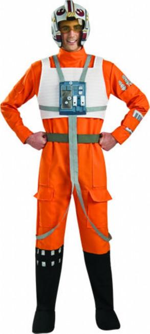 Men's X-Wing Fighter Star Wars Costume