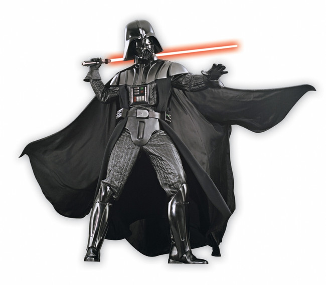 Deluxe Supreme Darth Vader Star Wars Costume