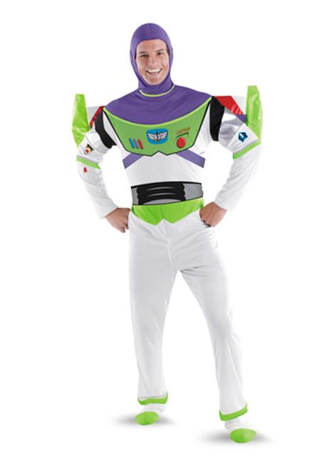 Buzz Lightyear Toy Story Disney Costume