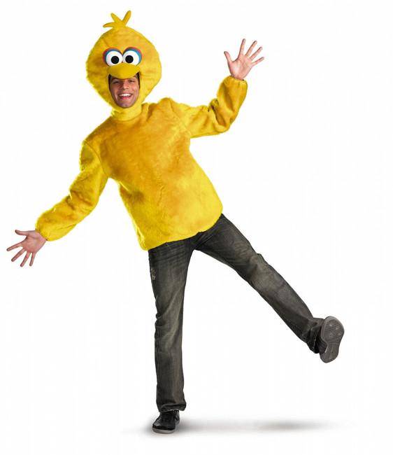 Big Bird Adult Halloween Costume