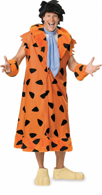 Fred Flinstone Cartoon Character Costume