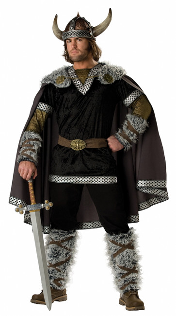 Viking Warrior Halloween Costume