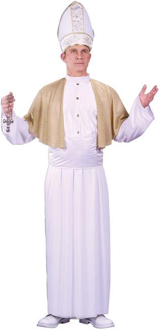 Pope Pontiff Halloween Costume