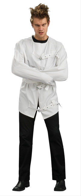 Insane Asylum Straitjacket Adult Costume