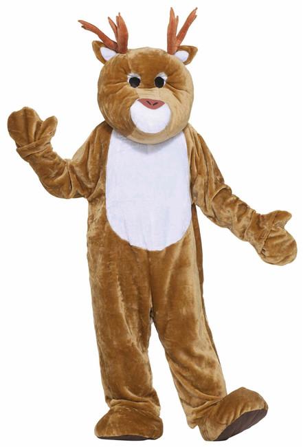 Reindeer Mascot Costume