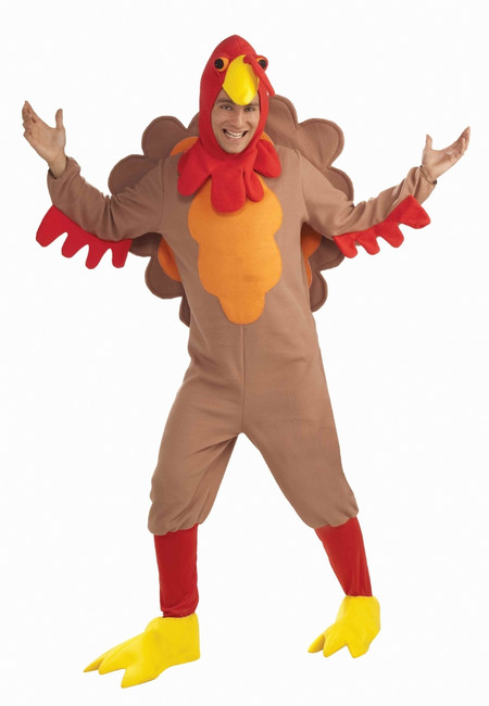 Funny Thanksgiving Turkey Costume
