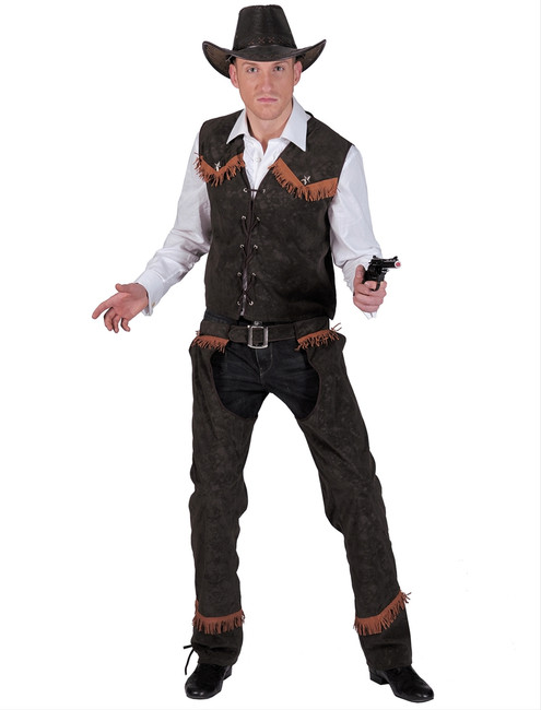 Best of the West Cowboy Men's Costume
