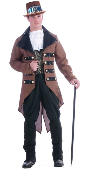 Steampunk Jack Costume