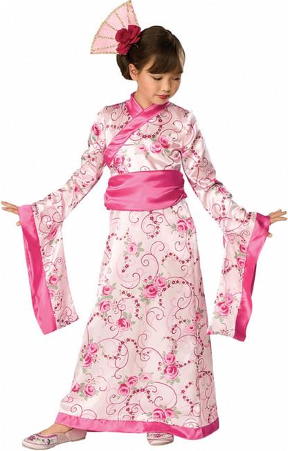Asian Princess Girl's Costume