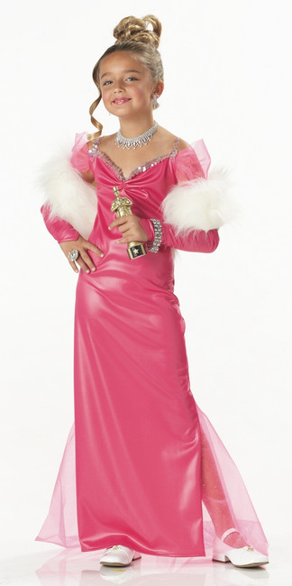 Hollywood Starlet Glamour Costume