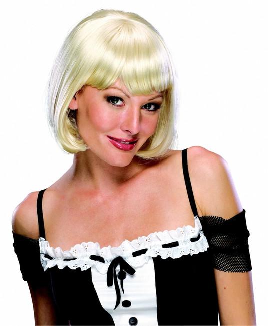 Blonde Gabrielle Short Bob Wig