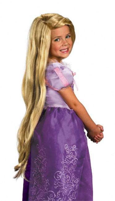 Tangled Kid's Rapunzel Wig
