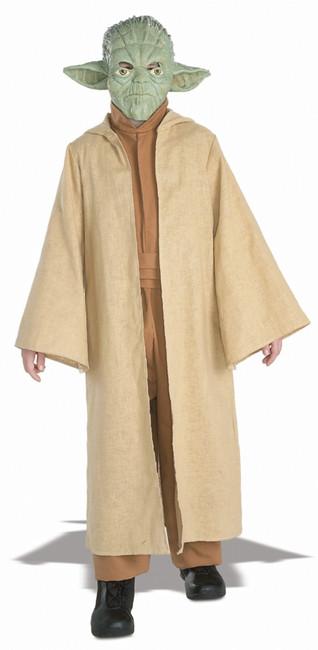 Star Wars Deluxe Yoda Children's Halloween Costume