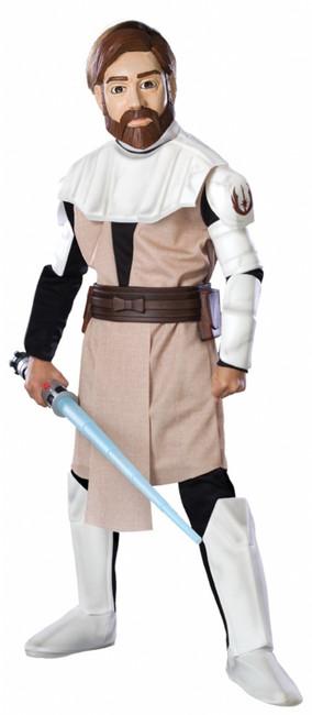 Deluxe Obi-Wan Star Wars Children's Costume