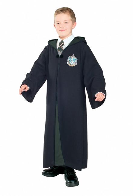 Harry Potter Deluxe Slytherin Children's Robe