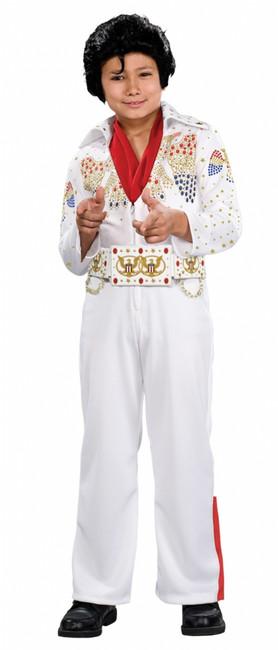 Deluxe Elvis Jumpsuit Children's Costume