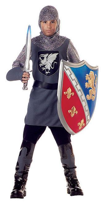 Boys Valiant Knight Halloween Costume